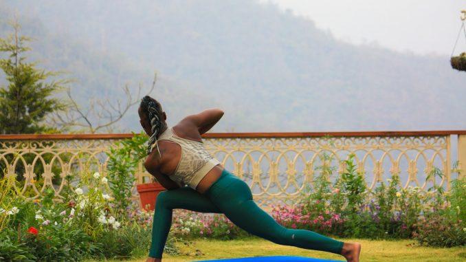 Yoga et le feng